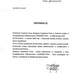 Państwowa Inspekcja Pracy - Perspektywa Kraków referencje